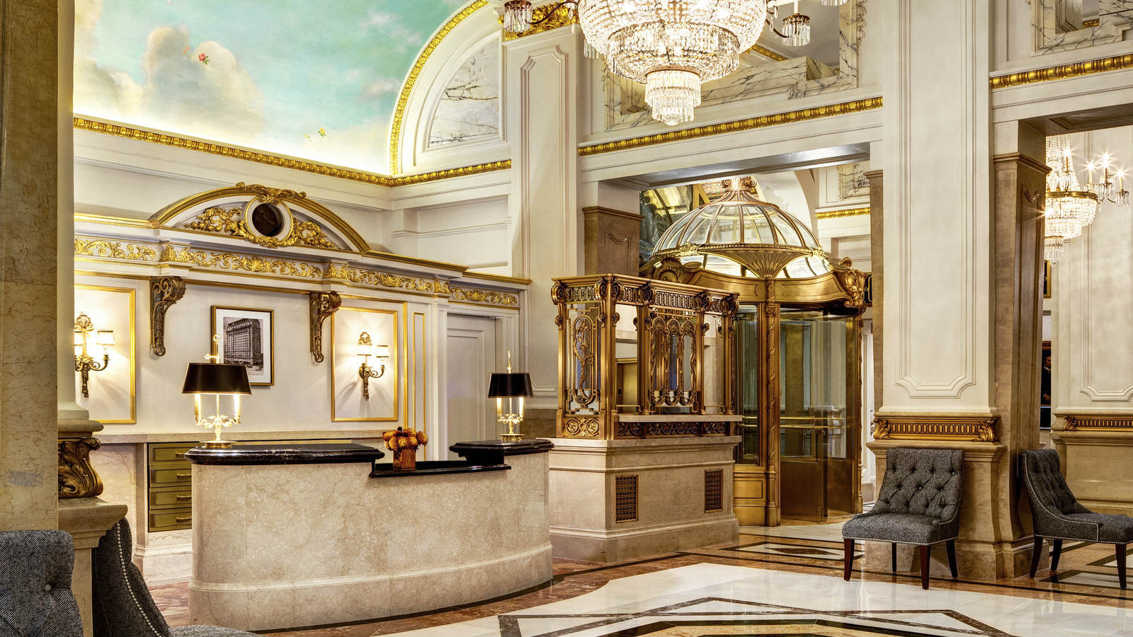 Travel with class for The st regis
